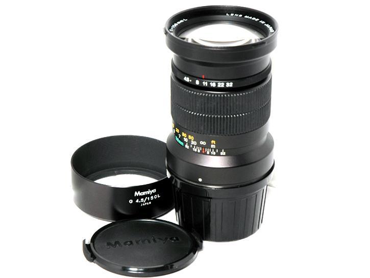 7用 N 150mm F4.5L