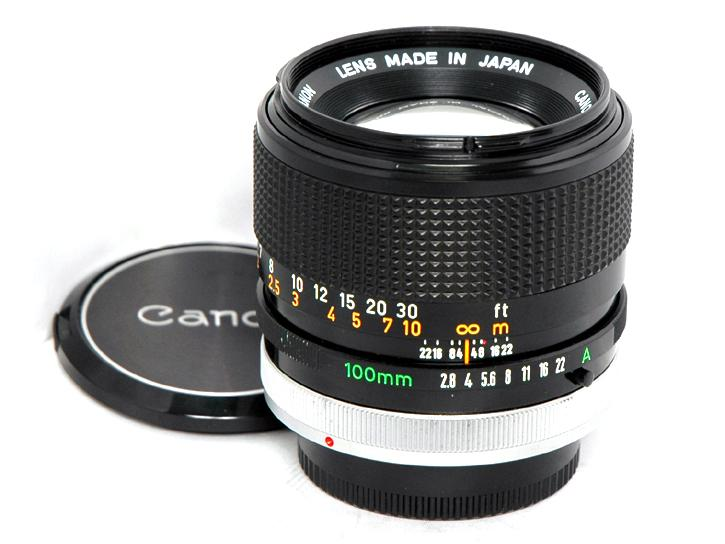 FD100mm F2.8