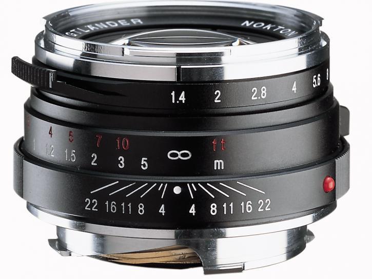 ノクトンクラッシック 40mm F1.4 マルチコート (MC) VMマウント 【NOKTON classic 40mm F1.4 M.C】新品