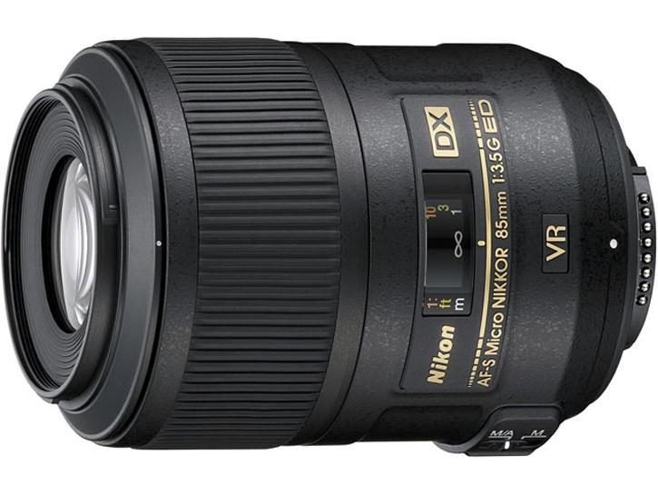 AF-S DX Micro NIKKOR 85mm f/3.5G ED VR 新品