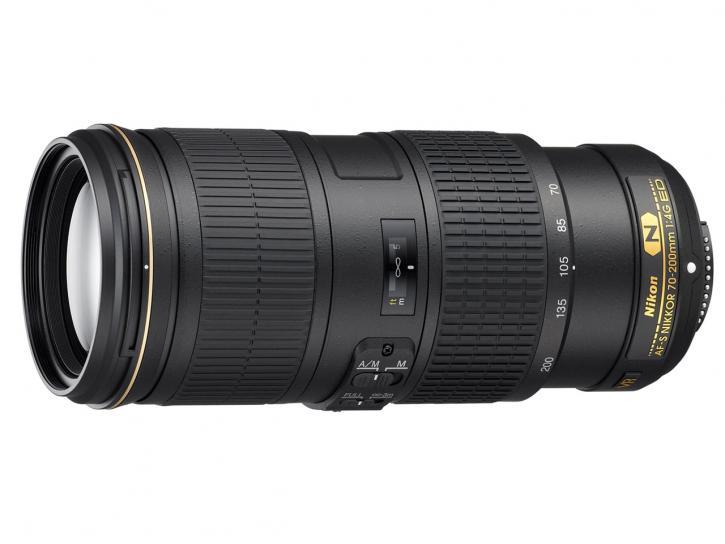 AF-S NIKKOR 70-200mm f/4G ED VR 新品