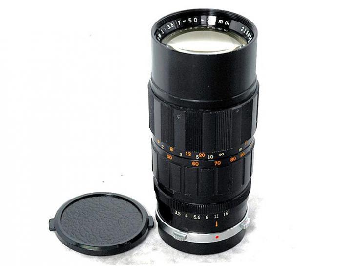 PEN-F�p 50-90mm F3.5