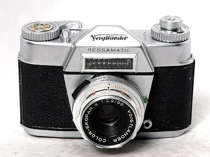 ベッサマチック 50mm F2.8付