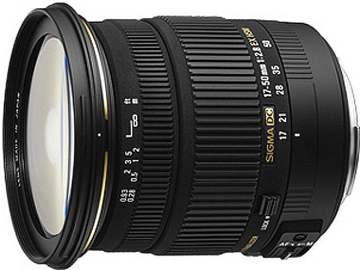 17-50mm F2.8 EX DC OS HSM [キャノン用]新品