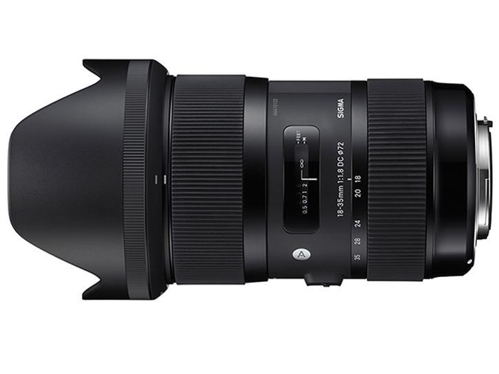 18-35mm F1.8 DC HSM [キヤノン用]新品