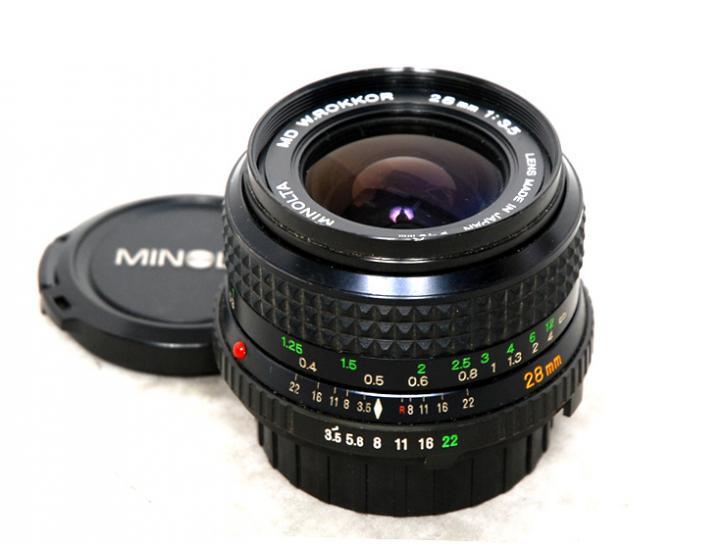 MDロッコール 28mm F3.5