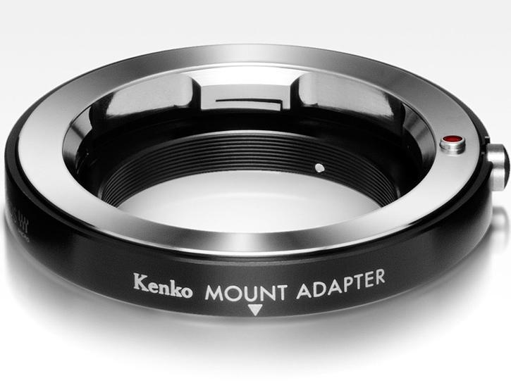 Mマウントアダプター Nikon1用【新品】