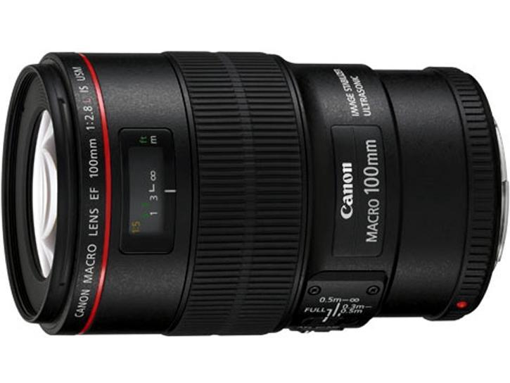 EF100mm F2.8Lマクロ IS USM 新品