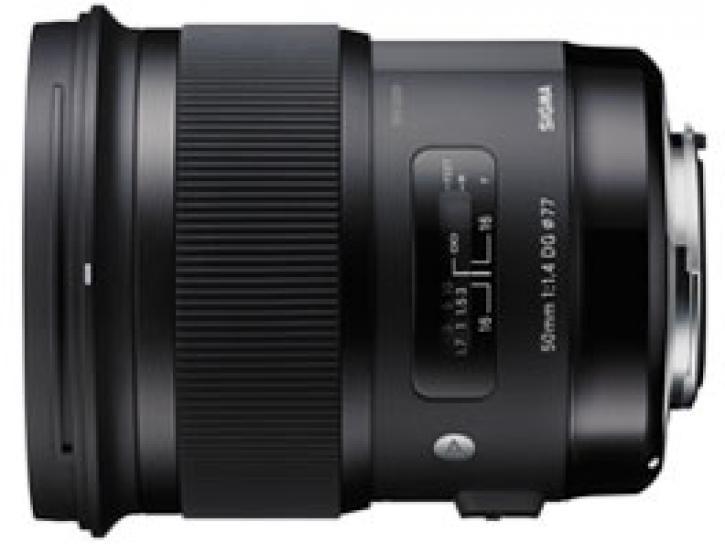 50mm F1.4 DG HSM [ニコン用] 新品