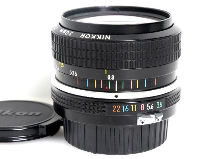 �I�[�g�j�b�R�[��28mm F3.5