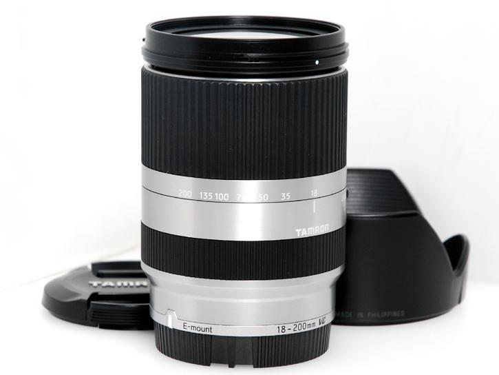 18-200mm F3.5-6.3 DiIIIVC B011 (ソニーEマウント)
