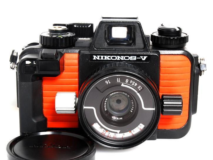 ニコノスV 35mm F2.5付