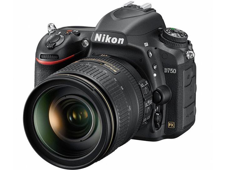 D750 24-120 VR レンズキット 新品