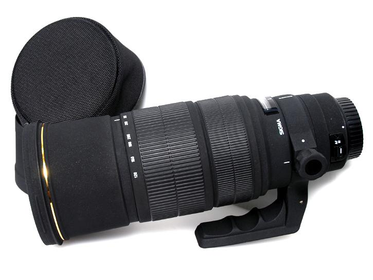 120-300mm F2.8DG HSM (キヤノンマウント)