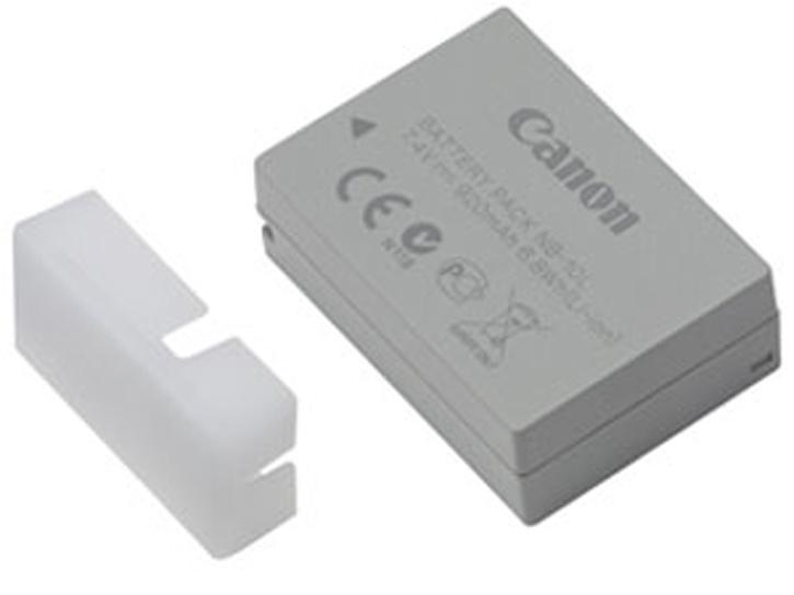 キヤノン バッテリーパック NB-10L(D) 新品 (G3X・SX60HS・G16・G1X・G15・SX50HS・SX40HS用)