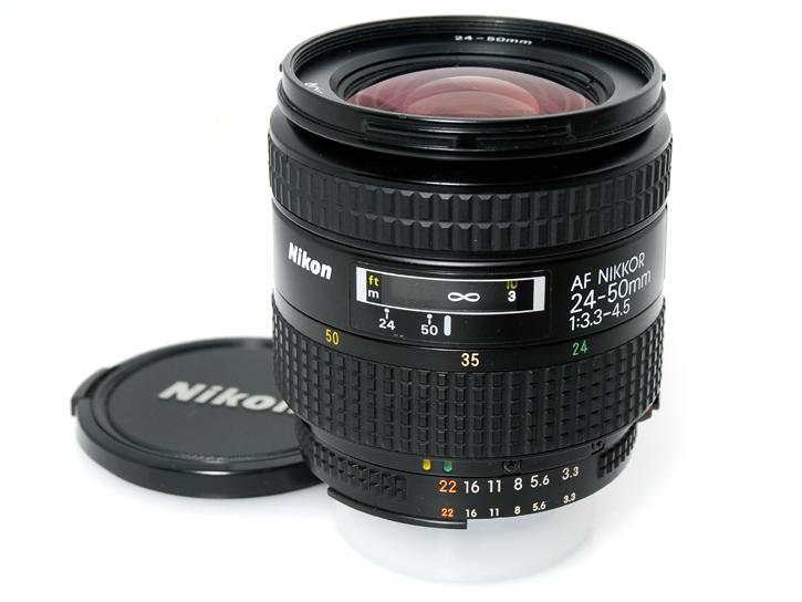AF24-50mm F3.3-4.5