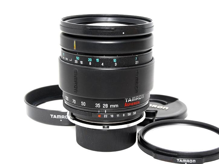 MF28-200mm F3.8-5.6 71A アダプトール ニコンAi付