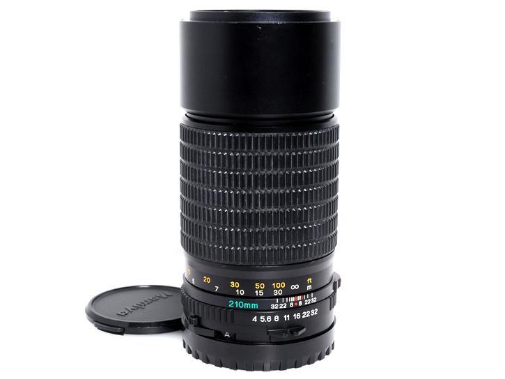 645用セコールC 210mm F4N