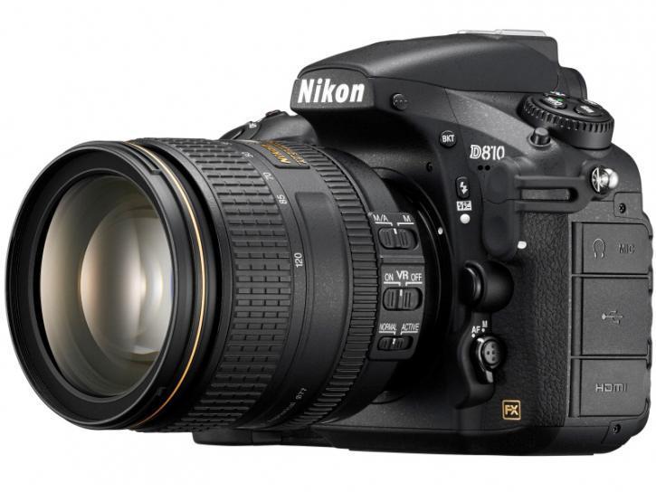 D810 24-120 VR レンズキット  新品