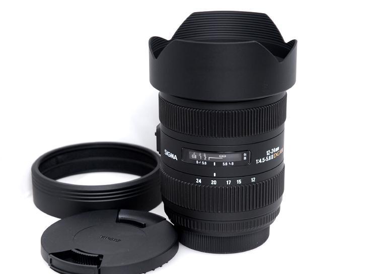 12-24mm F4.5-5.6IIDG HSM(シグママウント)