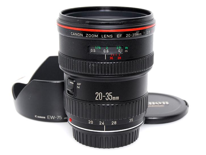 EF20-35mm F2.8L