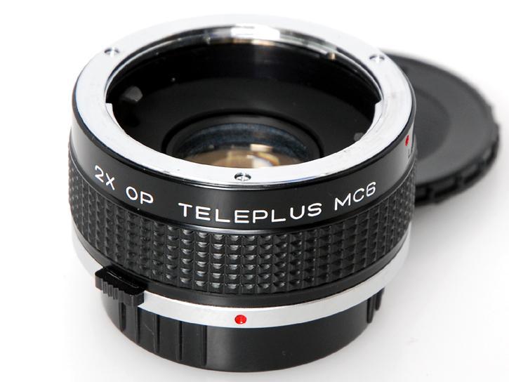 テレプラス 2× (オリンパスOMマウント)MC6