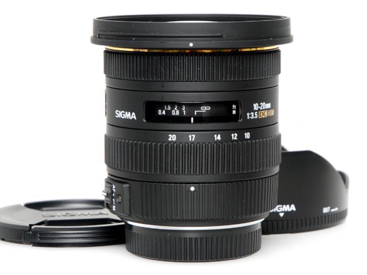 10-20mm F 3.5EX DC HSM (ペンタックスデジタル)