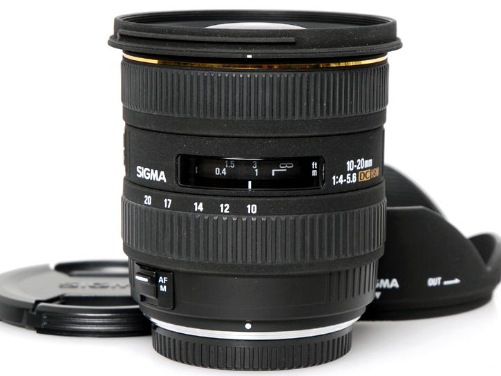 10-20mm F4-5.6EX DC HSM (フォーサーズマウント)