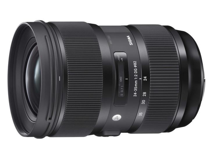 24-35mm F2 DG HSM (キヤノンマウント)新品