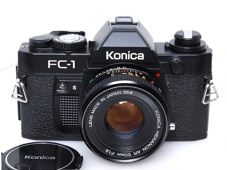 FC-1 50mmF1.7付