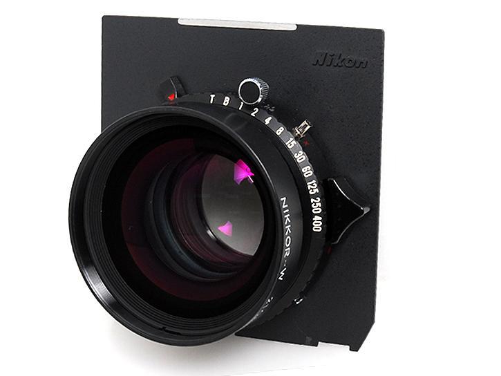 ニッコール W210mm F5.6