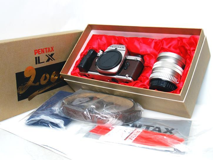 LX2000  A50mm F1.2�X�y�V���� �Z�b�g