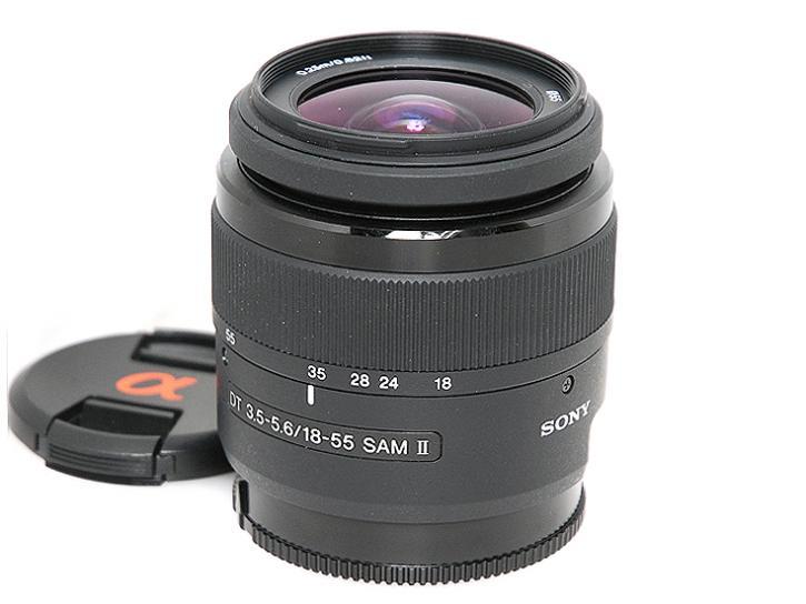 DT18-55mm F3.5-5.6 SAM�U