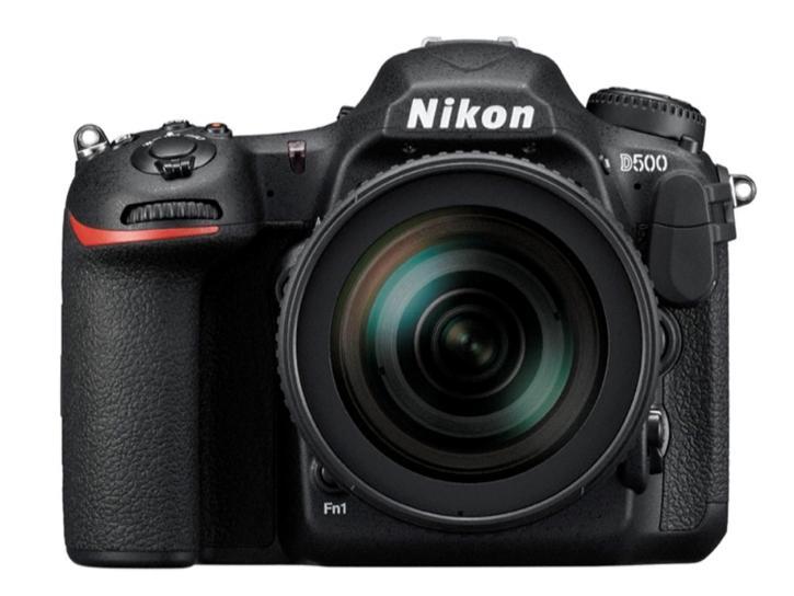 D500 16-80 VR レンズキット 新品