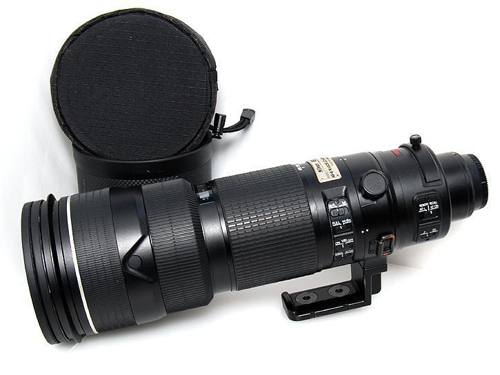 AF-S VR 200-400mm F4G ED I型