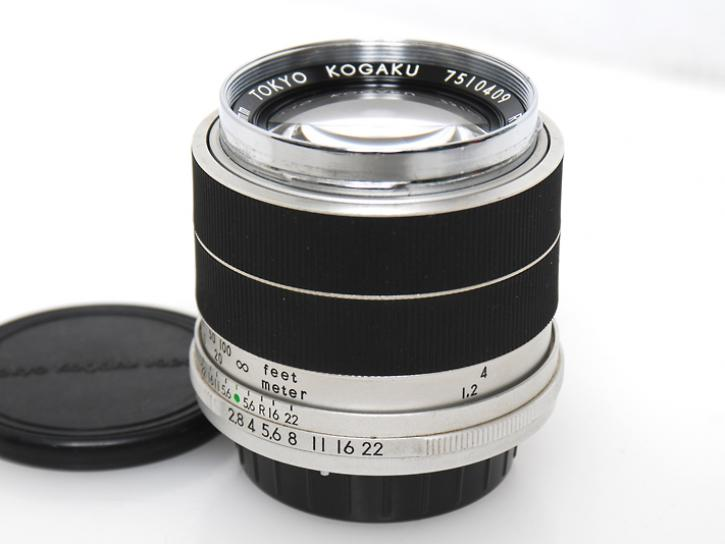 REオートトプコール100mm F2.8
