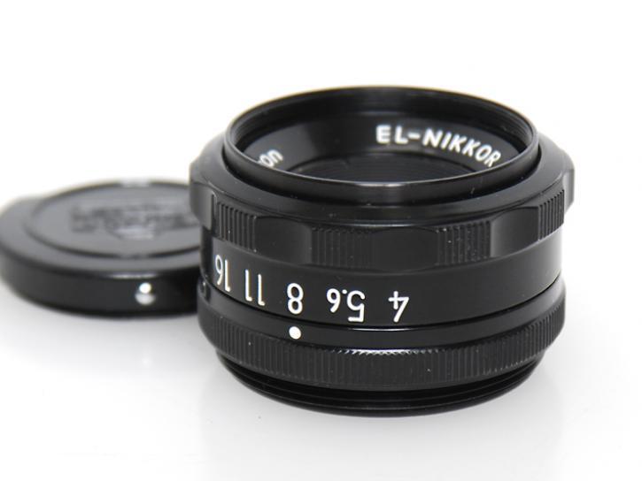 ELニッコール 50mm F4