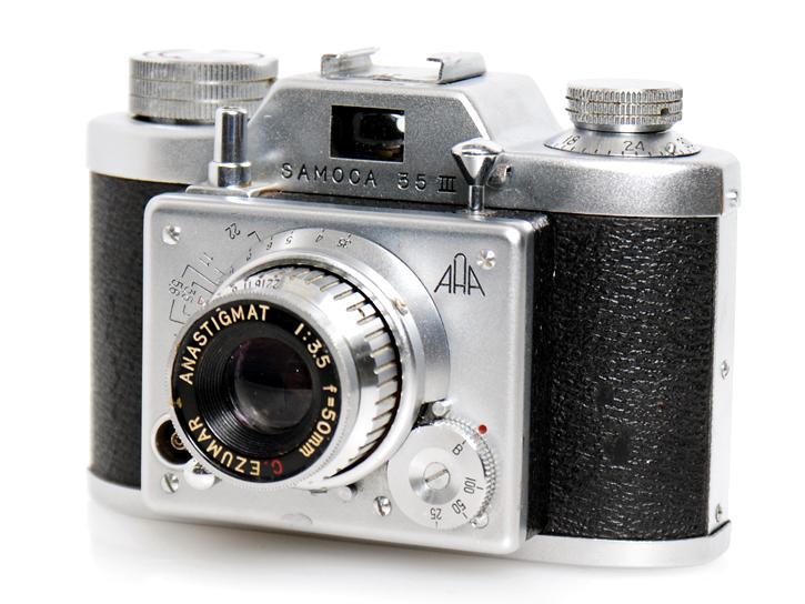 サモカ 35III 50mm F3.5