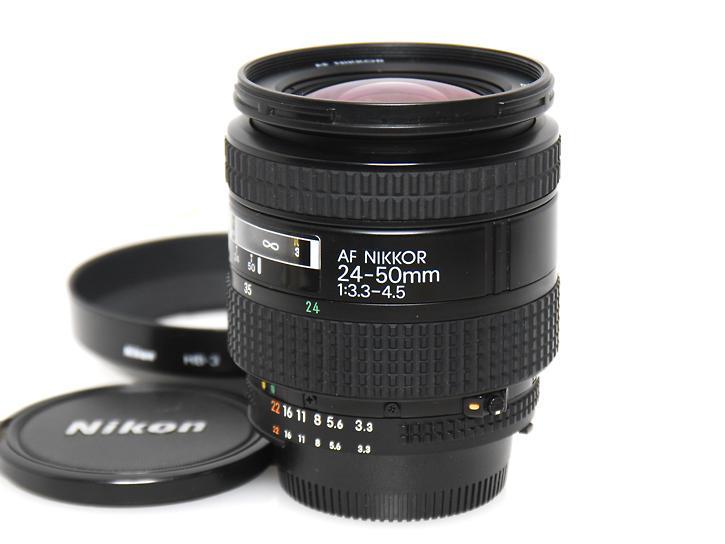 AF24-50mm F3.3-4.5s