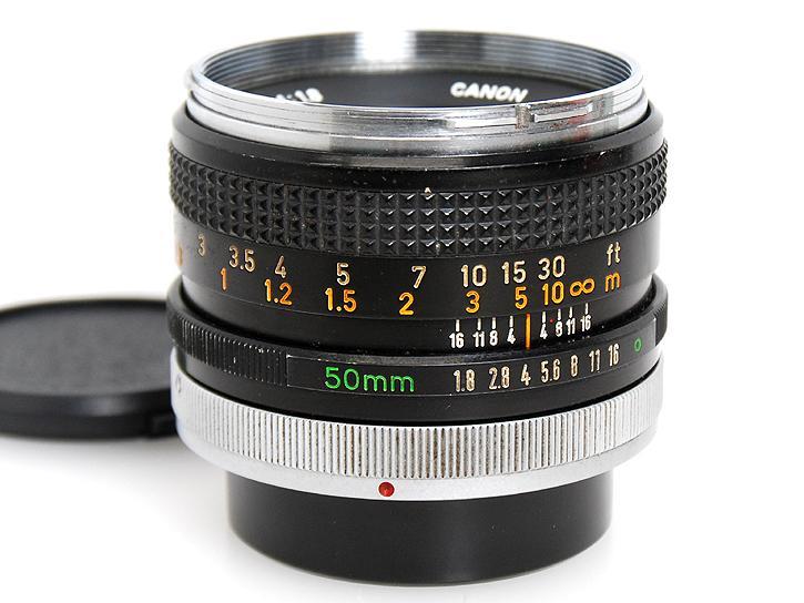 FD50mm F1.8