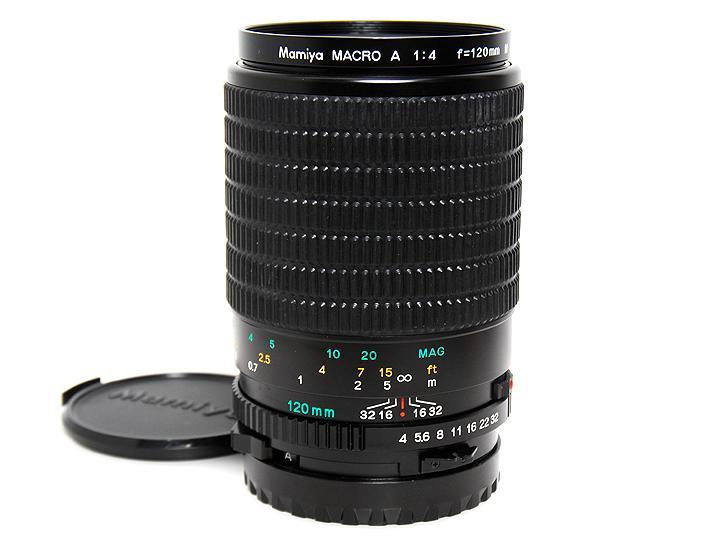 645用 A120mm F4 MACRO