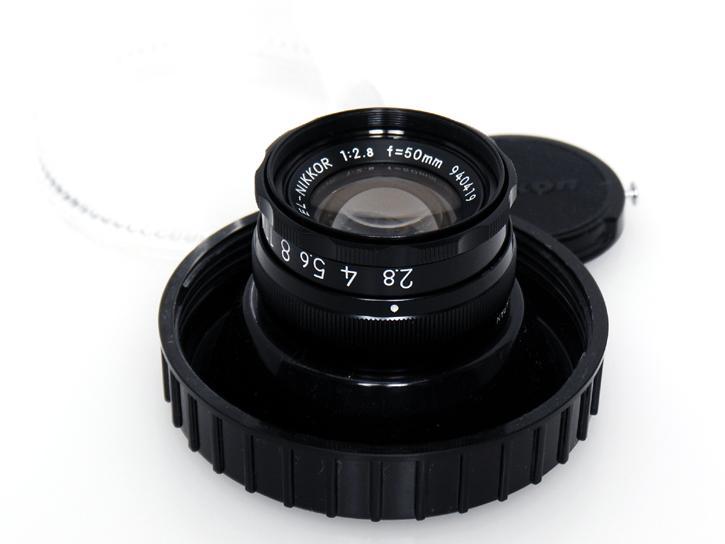 ELニッコール 50mm F2.8