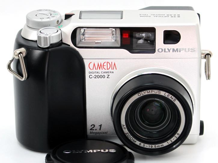 CAMEDIA C-2000 ZOOM