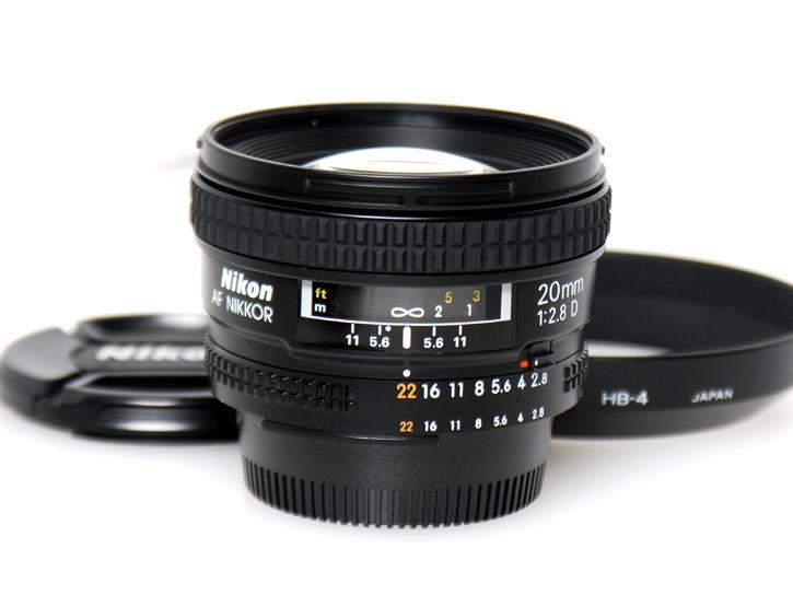 AF20mm F2.8D