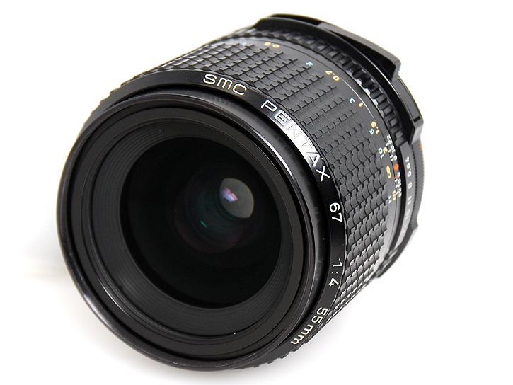 SMC PENTAX67 55mmF4