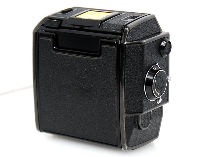 EC用 フィルムパック ブラック 6x6