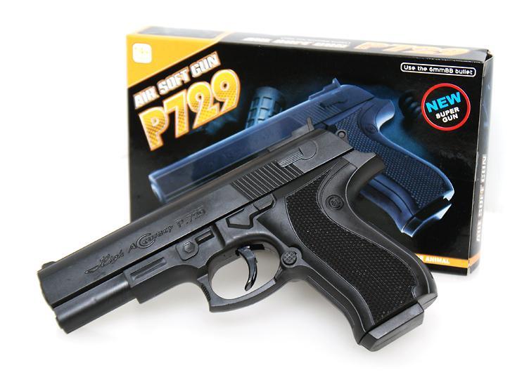 AIR SOFT GUN P729