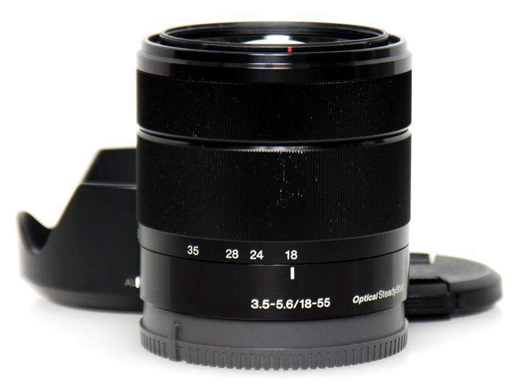 E18-55mm F3.5-5.6OSS (SEL55210�j�u���b�N