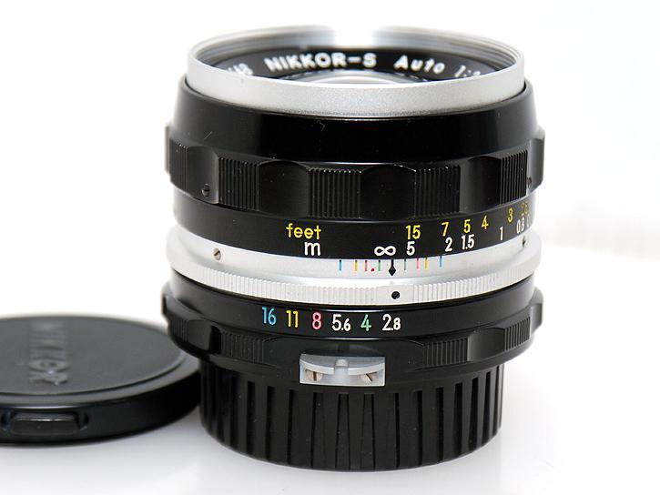 NIKKOR-S Auto  35mm F2.8 (��Ai)