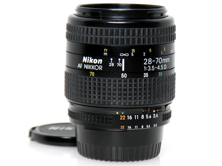 AF28-70mm F3.5-4.5D